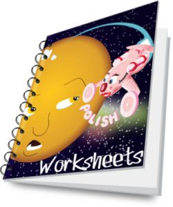 Pep, Polish and Paint worksheets